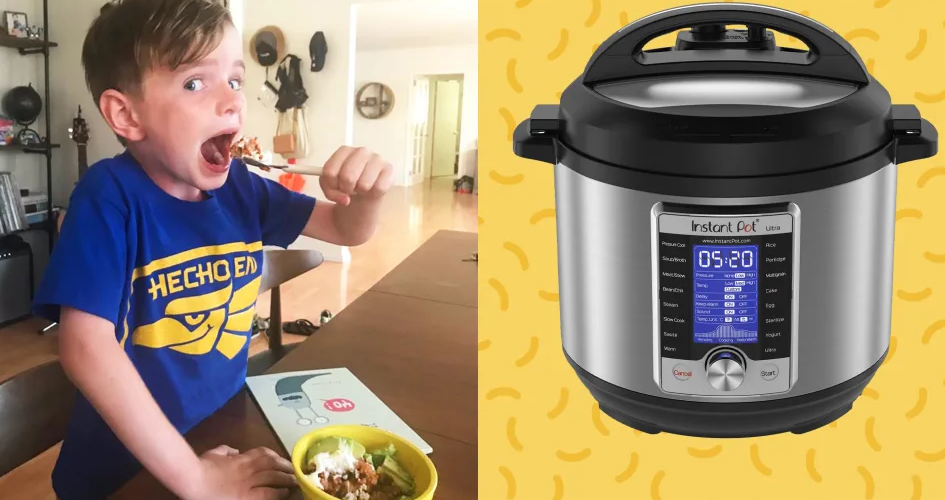 I MADE A WEEK'S WORTH OF SCHOOL LUNCHES IN AN INSTANT POT—HERE'S WHAT HAPPENED