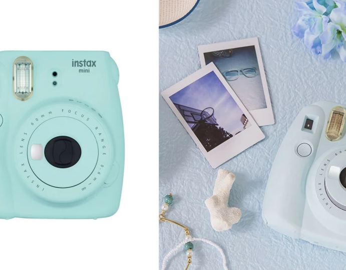 THE NEW FUJIFILM INSTAX CAMERA IS HERE—AND IT HAS AN AMAZING NEW FEATURE